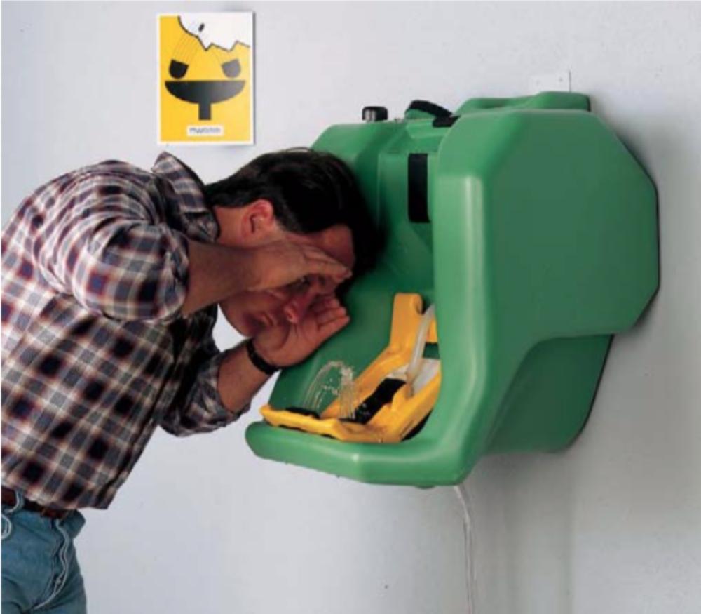 Safety Showers Eyewash Stations