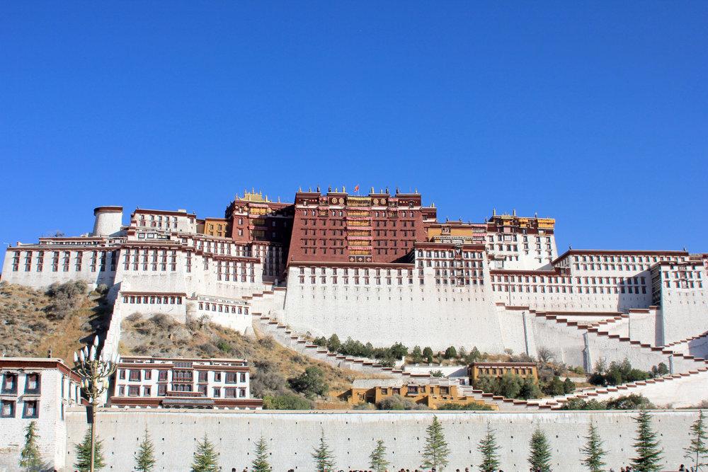 Copy of Potala Palace