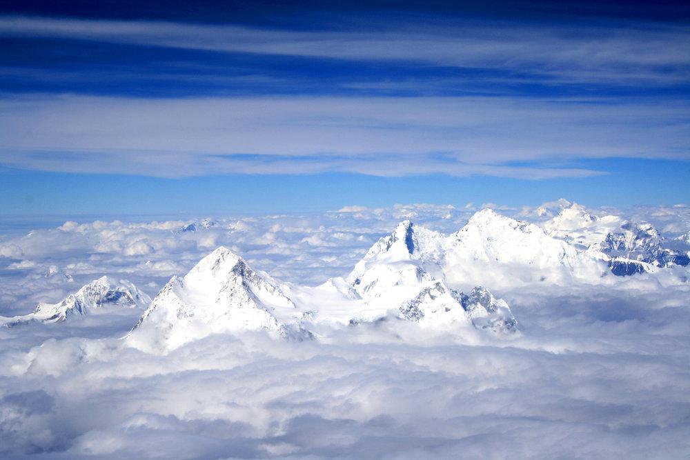 Fly Over Himalayas (TNB12E)