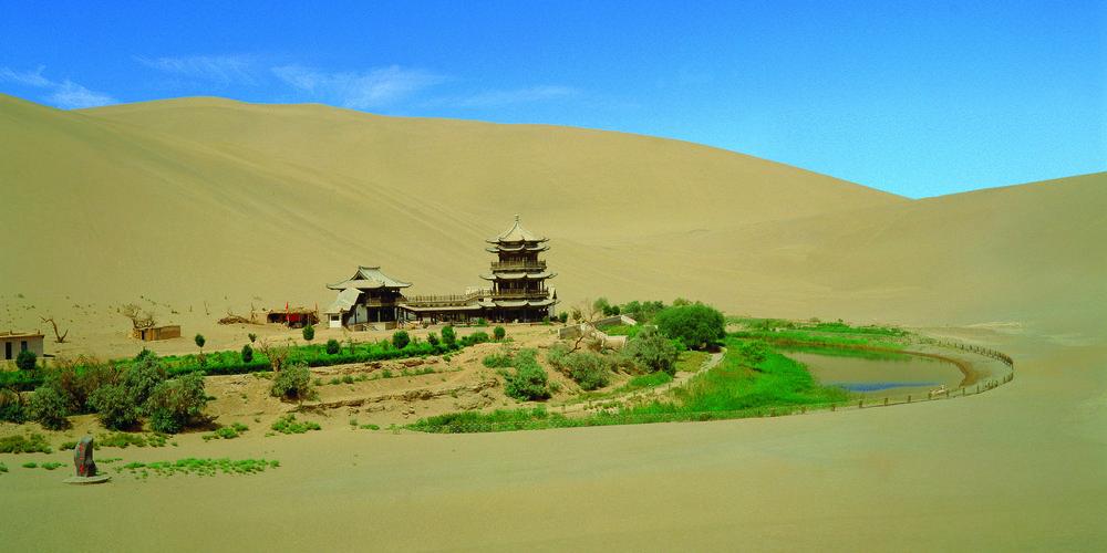 Ancient Silk Road (SV12E)