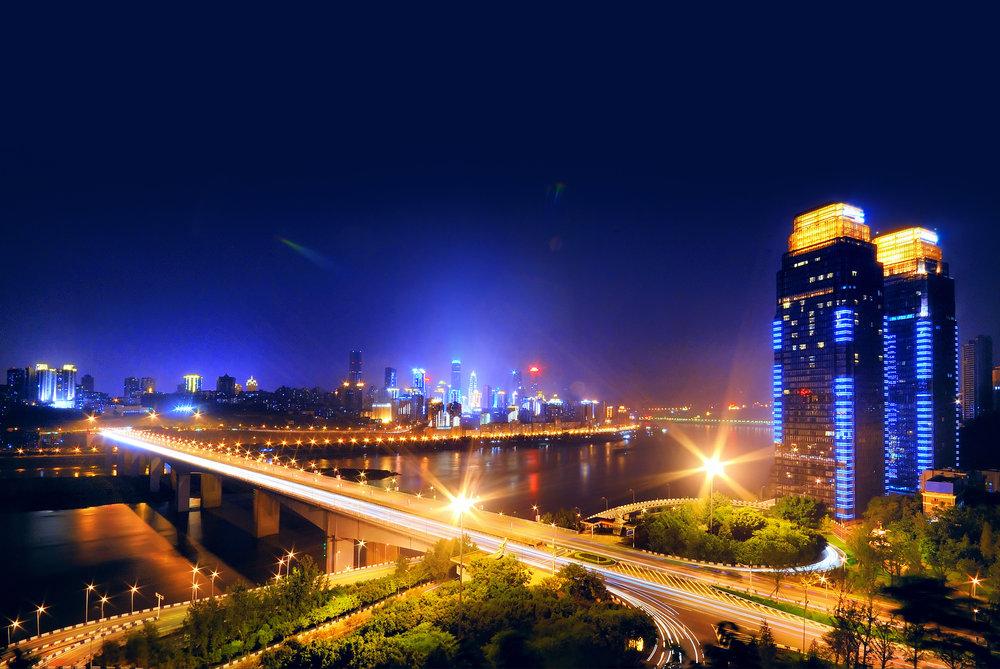 重慶麗笙世嘉酒店外觀夜景-J12.jpg