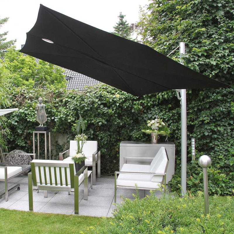 Canopy - -98.75% UV resistant (UPF80)-Premium 100% Polyolefin fabric.-100% recyclable, water repellent.-Can be washed at 40°.-2 Year warranty against fading.