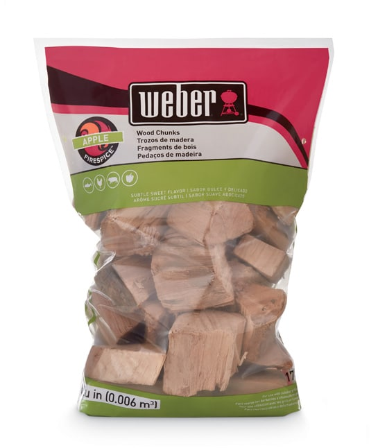 Apple Wood Chunks $19.95
