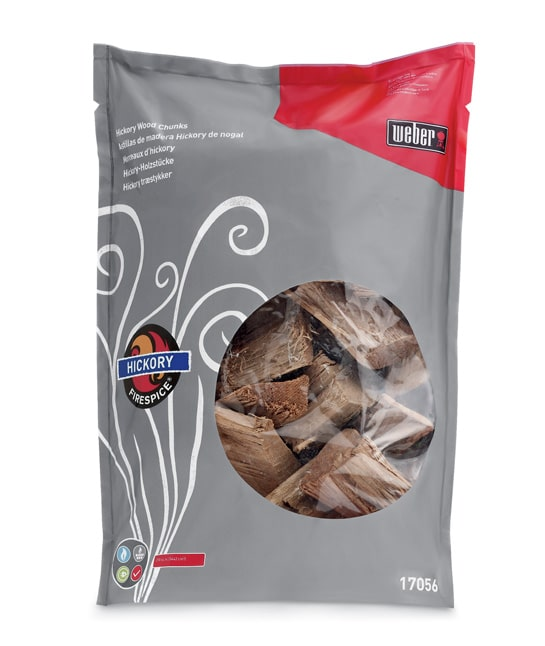 Hickory Wood Chunks $19.95