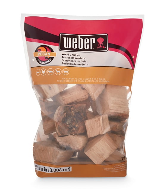 Pecan Wood Chunks $19.95