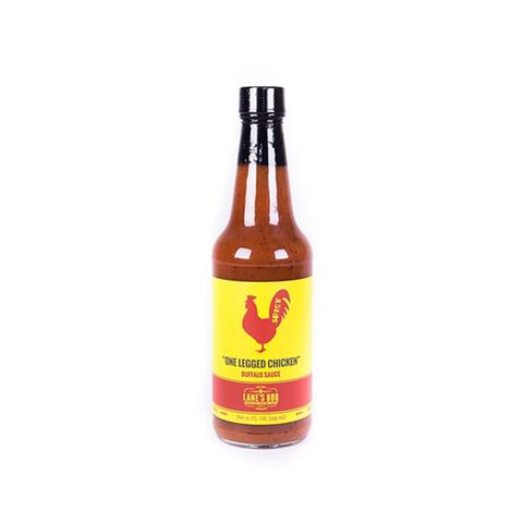 "Lanes BBQ ""ONE LEGGED CHICKEN"" Sauce $14.95"