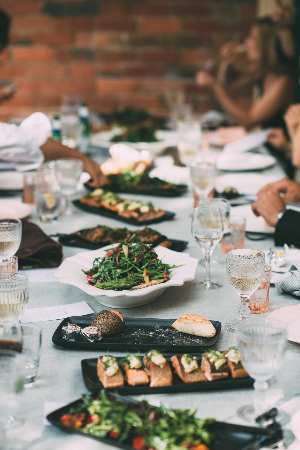 PRIVATE FUNCTIONS   For a decade, Cookes Food has collaborated with clients across Victoria.  Cookes Food has designed menus for dizzying high-fashion events, brought heart and gastronomy to intimate 40th birthday parties, and carefully crafted unforgettable meals for special occasions