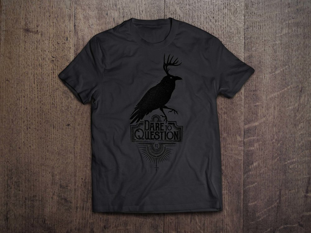 DTQ Black on Black T-Shirt MockUp Wood BG_web.jpg