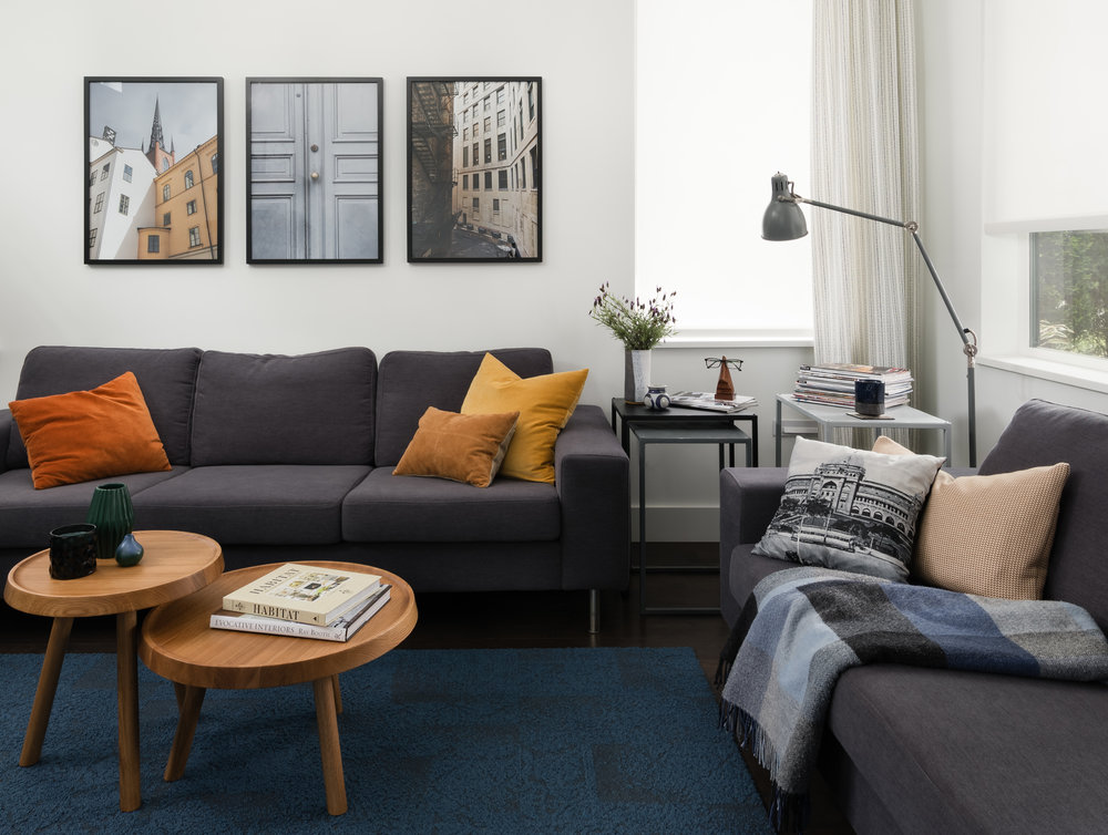 modern scandinavian decor