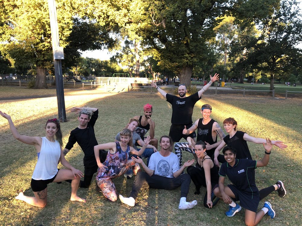Unicorns Fitness (MELB) - Come join us every Monday for a cute, queer, outdoor boot camp!The free weekly sessions are run by a qualified Personal Trainer who can cater to all fitness levels!Every Monday until the end of March!6pm - 7pmAll Nations Park - NorthcoteFREE!Reserve your spot HERE