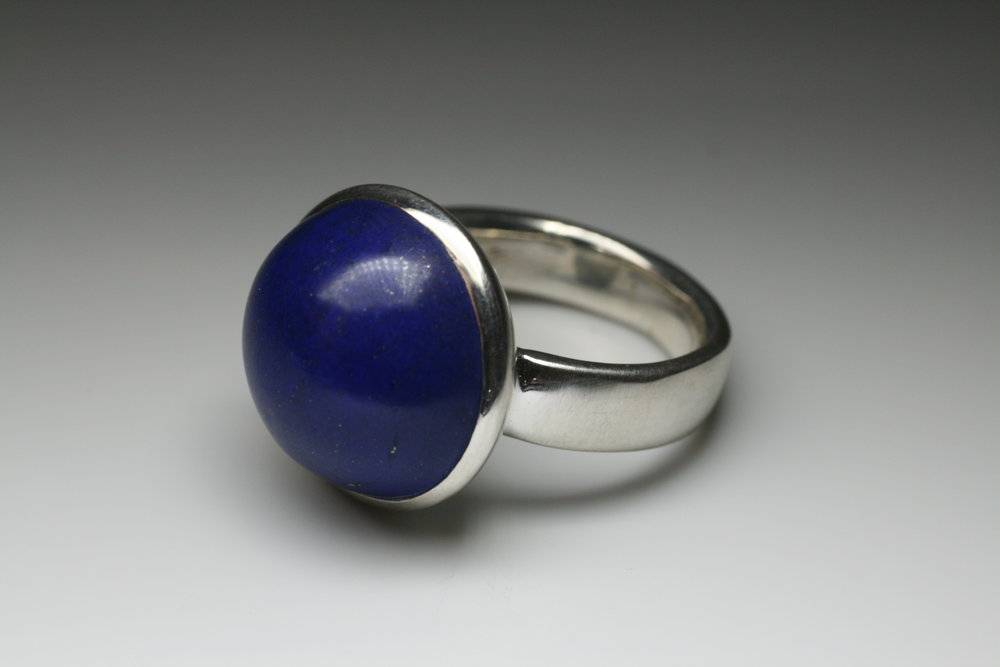 Small Dome Ring