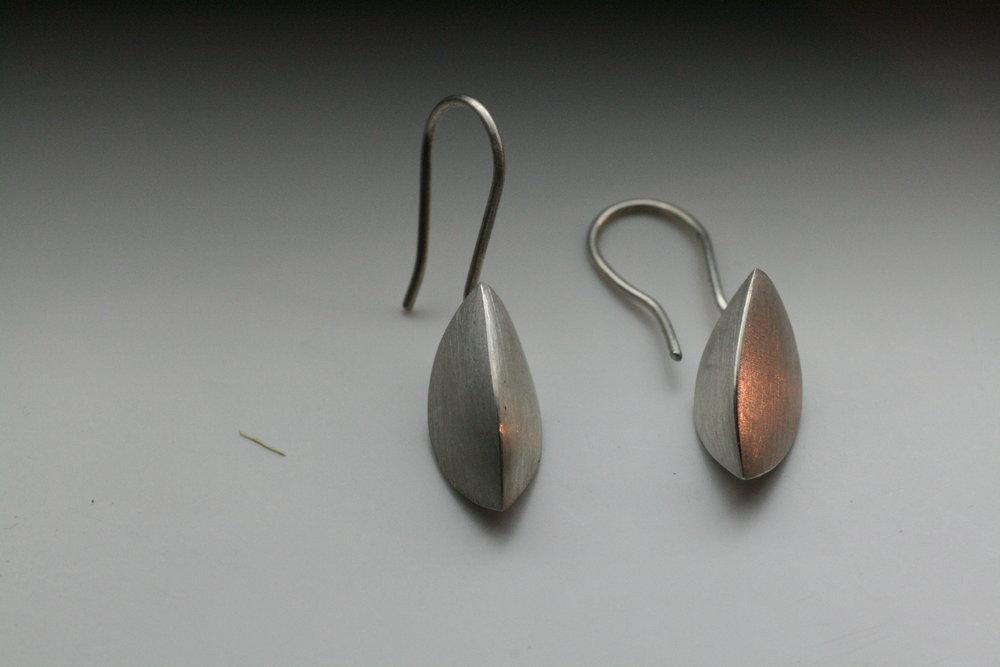 Ventifact Earrings