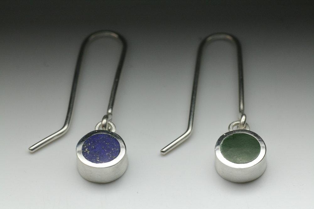 Reversable Dot Earrings