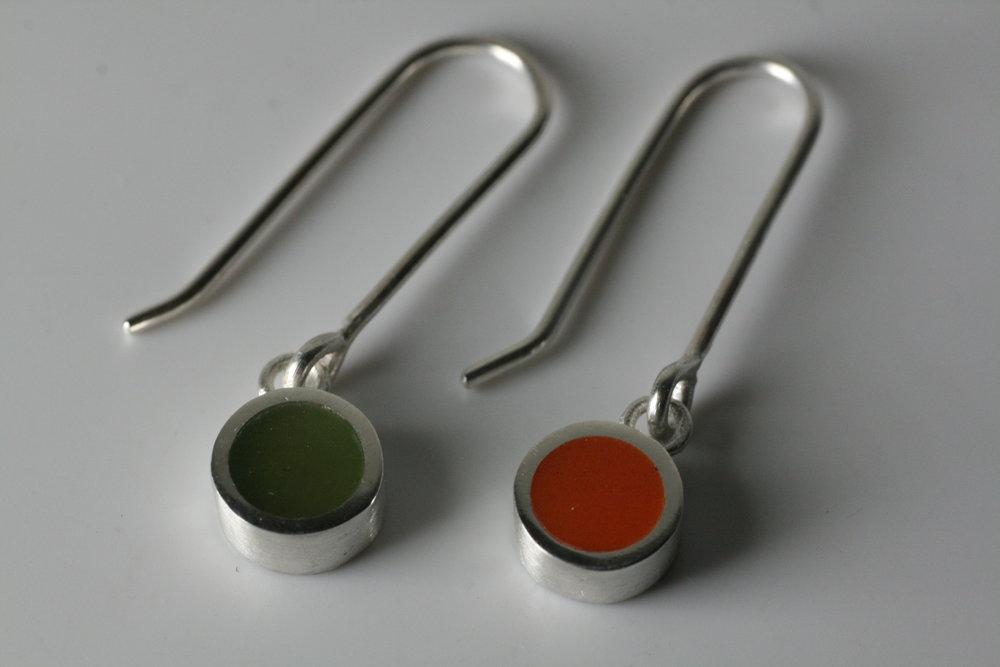 Reverable Dot Earrings