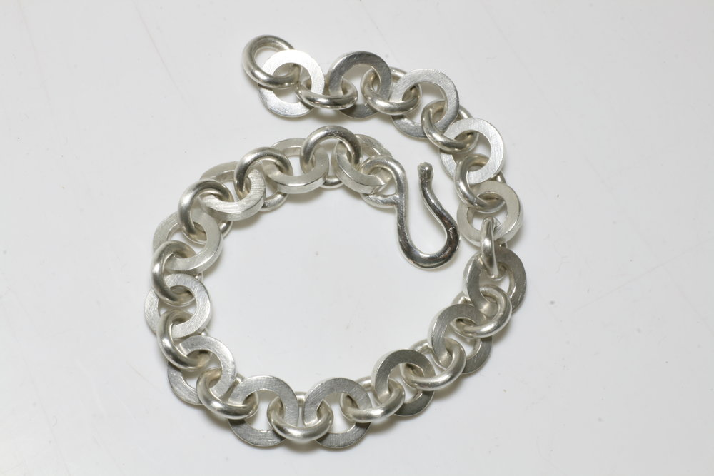 Heavy Link Bracelet