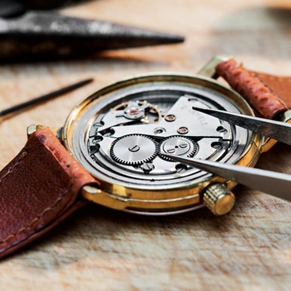 Watch Repairs -