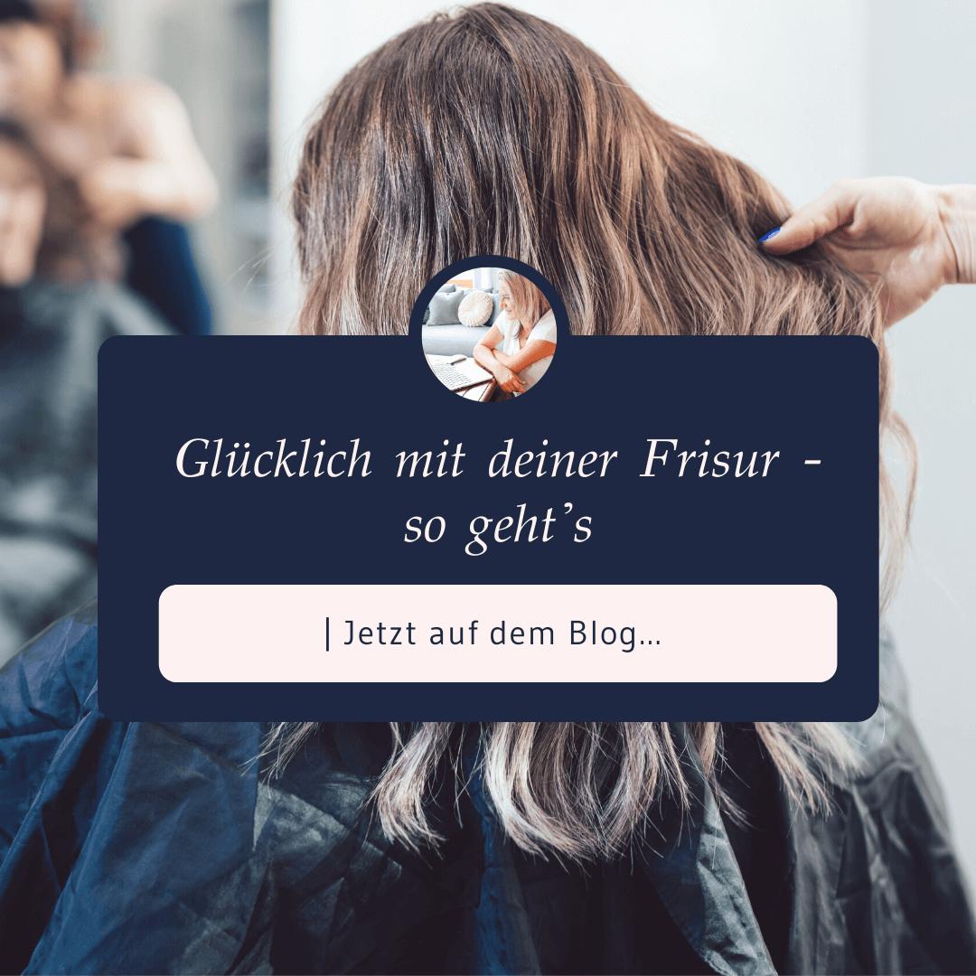 Der Weg Zu Deiner Perfekten Frisur Image Agentur Sabine Kaufmann
