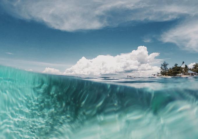 Malapascua ocean view