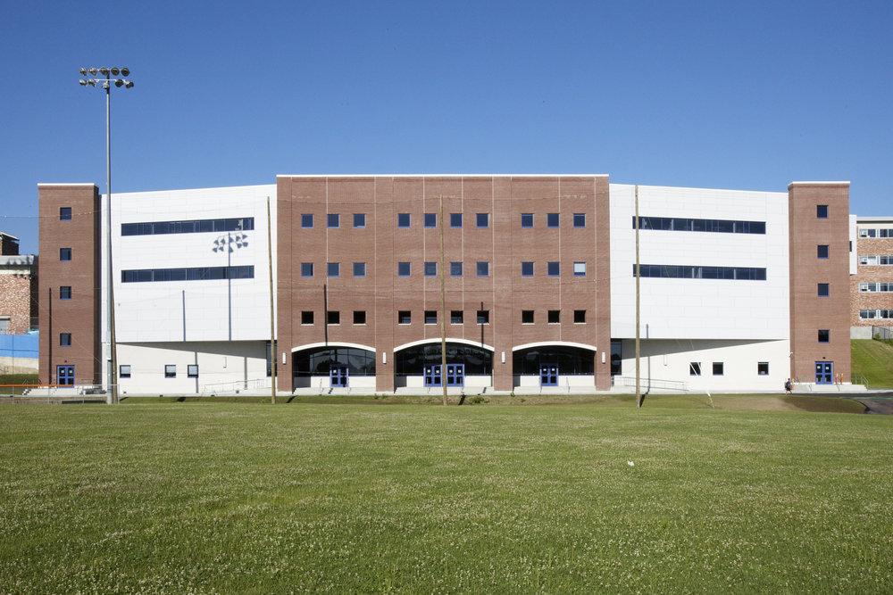 Danbury High School Freshman Academy Addition