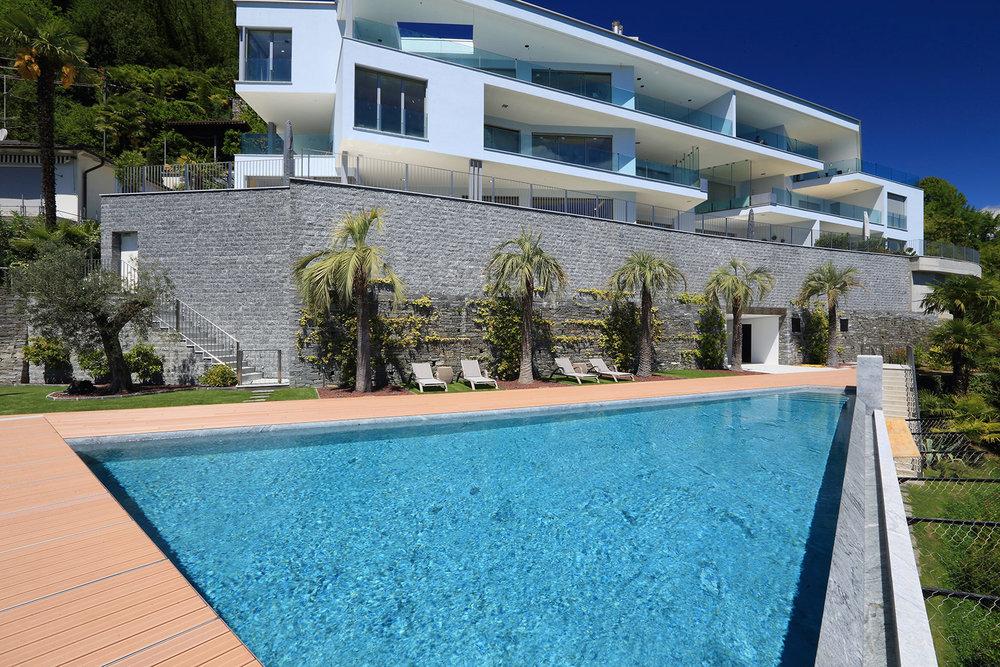 Villa Gioia - Brissago