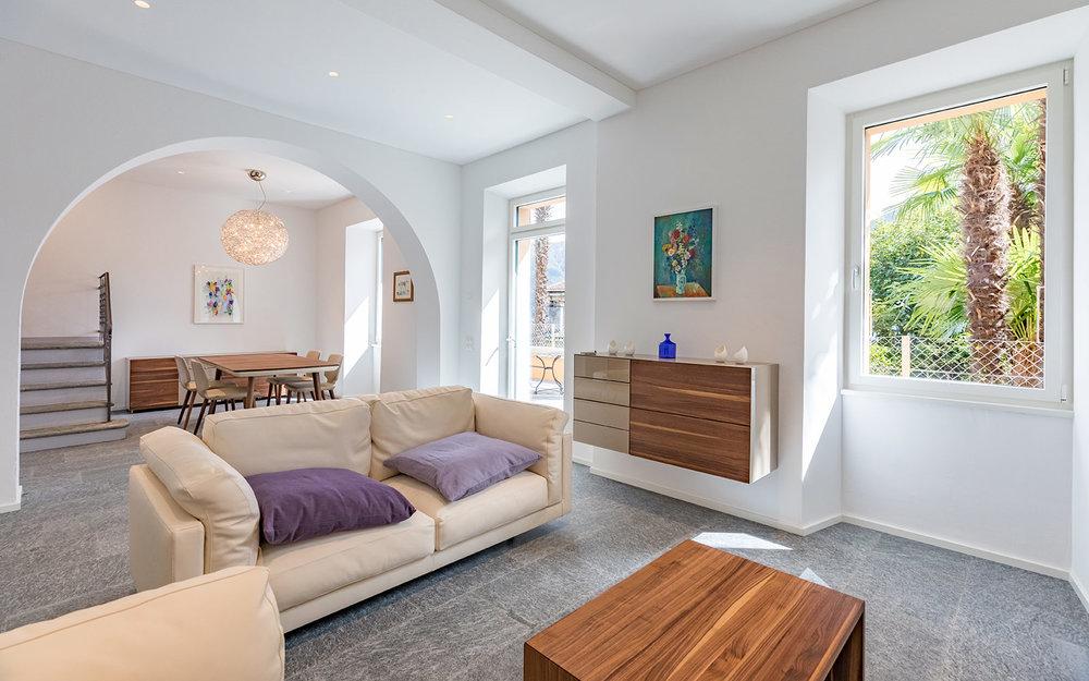 Ristrutturazione casa - Ascona