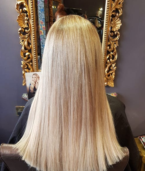 Great Lengths Extensions by Louise