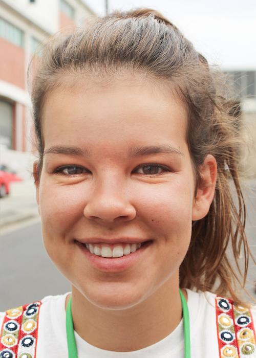 Laura Pollock  Rumpus Weekends AS ForwardLiving