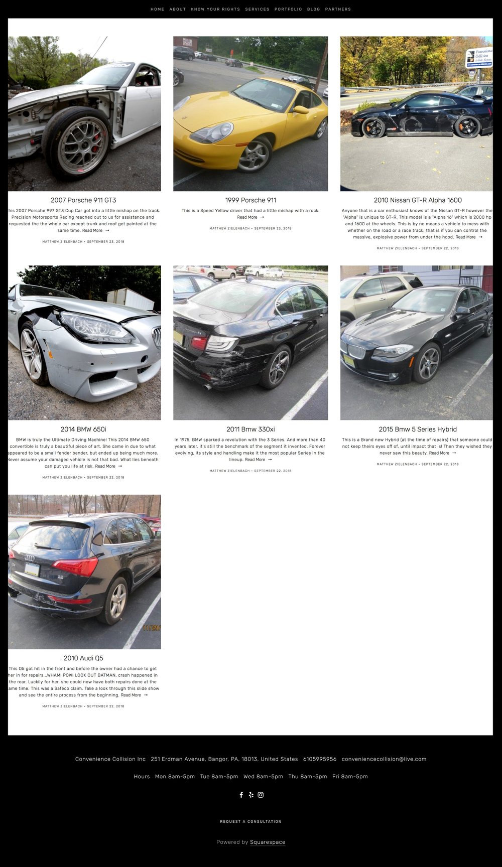 Collision Repairs — Convenience Collision inc..clipular.png