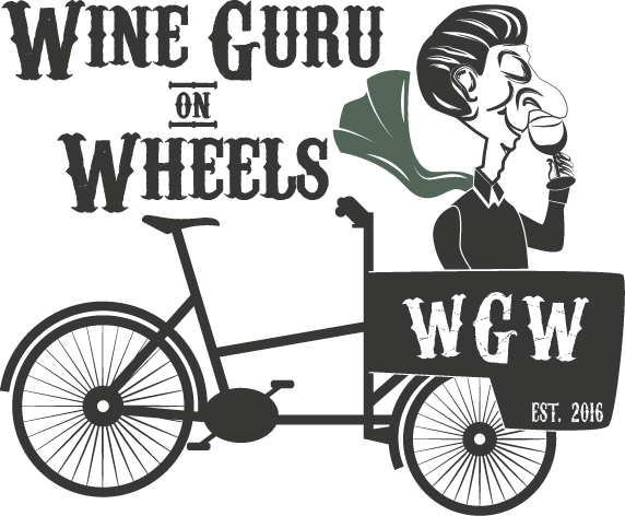 Wine Guru on Wheels