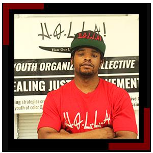 Alexander S. Davis - Healing Justice Organizer