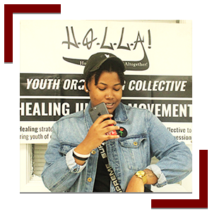 Machlie Edouard - Healing Justice Organizer