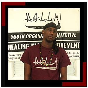 Keron Bennett - Healing Justice Organizer