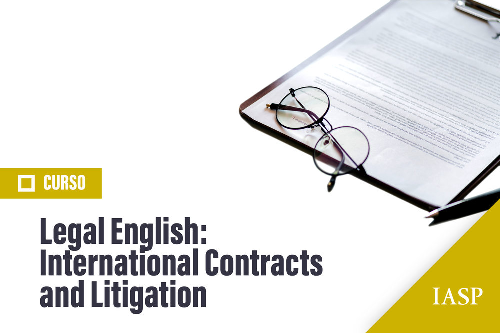 INTERNATIONAL CONTRACTS AND LITIGATION