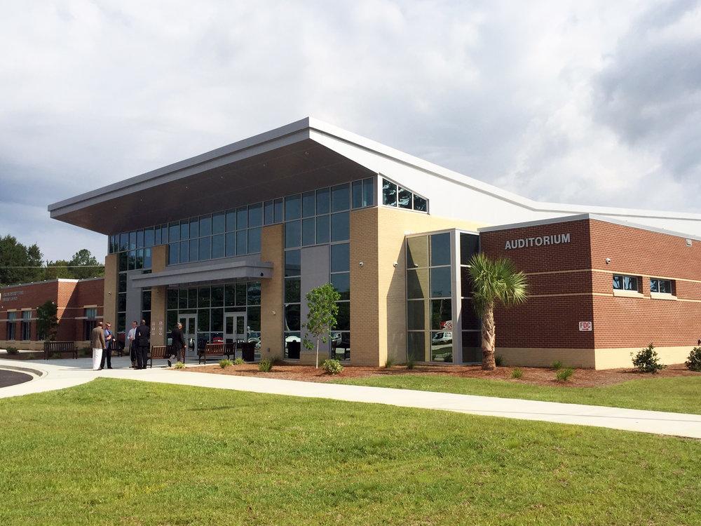 Dillon Auditorium + District Offices