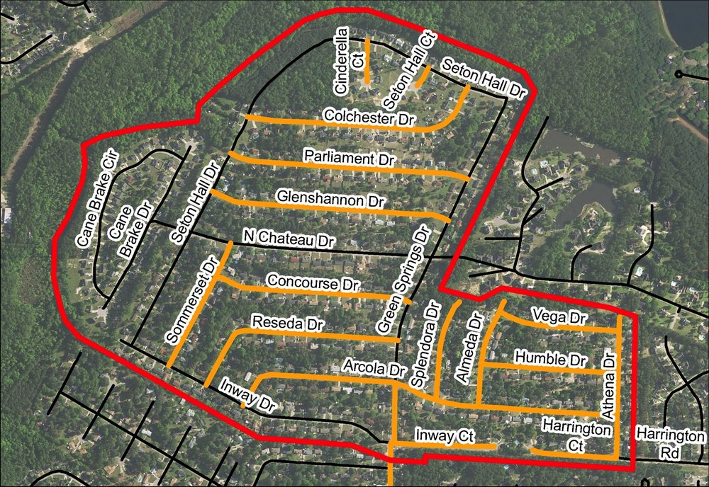 Candlewood Neighborhood Improvements