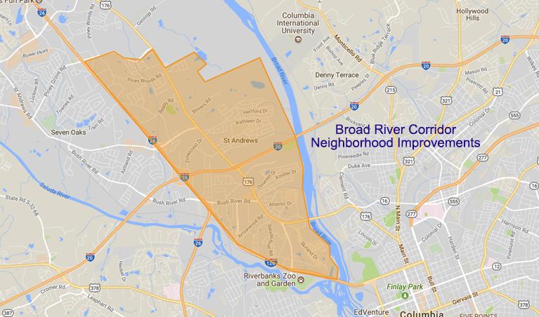 Broad River Road Corridor