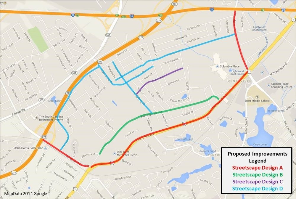 Trenholm Acres Neighborhood Improvements