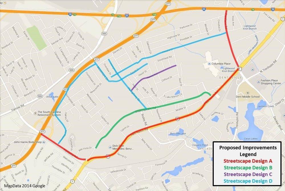 Trenholm Acres Neighborhood Improvements