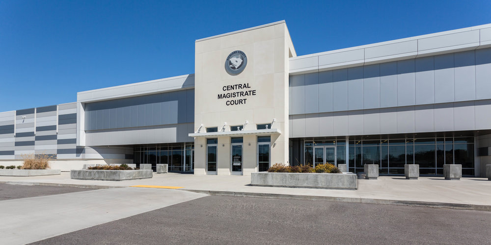 Richland County Municipal Complex