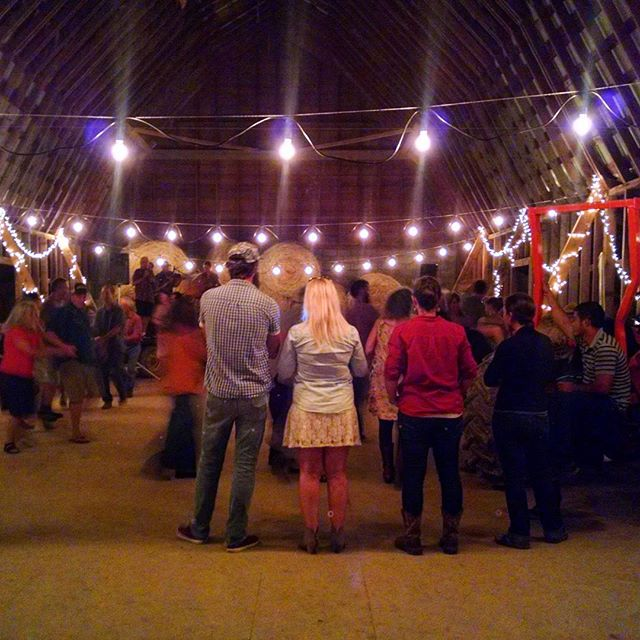 Charm Farm Barn Dance - JUNE 30TH, 2018