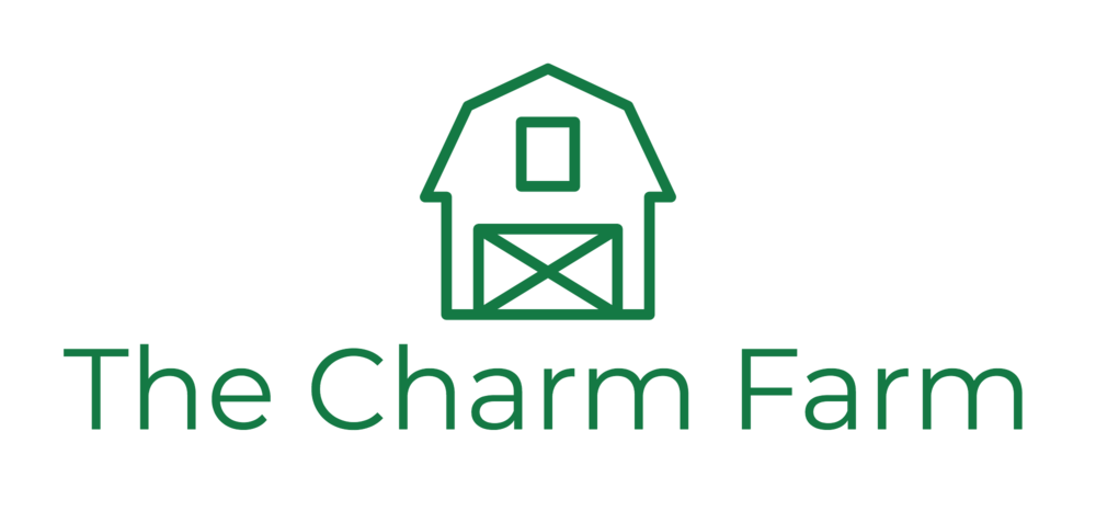 The Charm Farm Logo Beverly West Viriginia