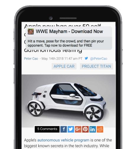 WWE App Download