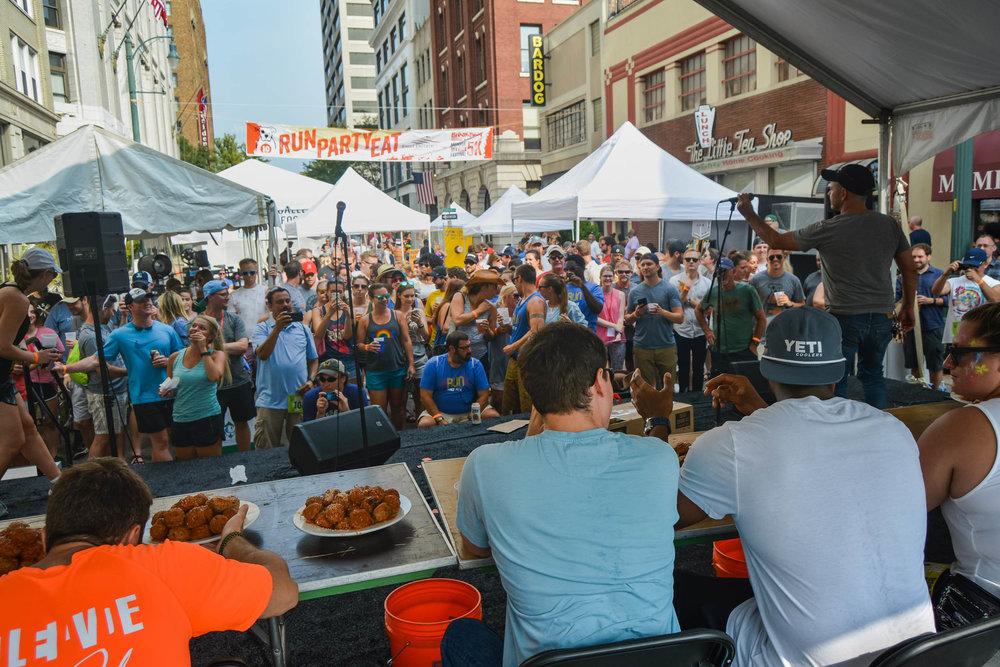 Monroe Avenue Festival Grandmas Meatball Eating Contest0003.jpg