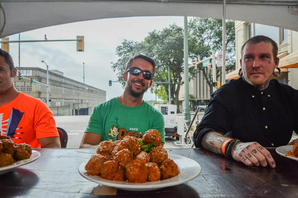 Monroe Avenue Festival Grandmas Meatball Eating Contest0005.jpg