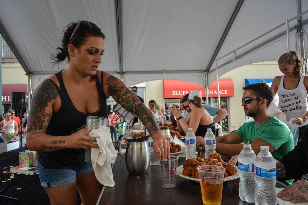 Monroe Avenue Festival Grandmas Meatball Eating Contest0013.jpg
