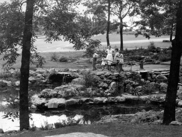 Lower Rock Garden