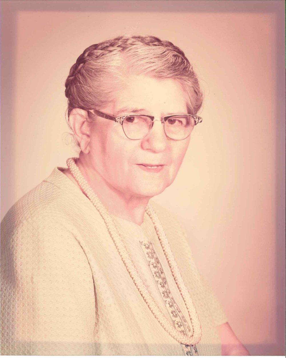Hellen Woodward