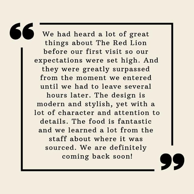 Another wonderful review from a recent guest 💖      #luxlifestyle #makeitblissful #blissfullife #luxuryhotel #beautifulhotels #hoteldesign #hotelroom #hotelview #interiorlovers #interiorstyle #hotelstyle #minibreak #boutiquestyle #boutiquehotel #comestaywithus #lovebedford #bedford #bedfordshire #countryretreat #bedfordbusiness #stripes #beautifulbedroom #restandrelaxation #restrelaxrecharge #redlionstevington #stevington #customerreview #miltonkeynes #hitchin #london