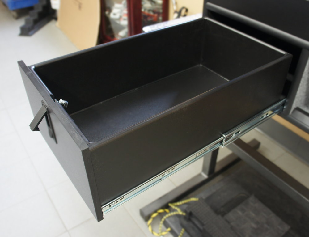 Plastic Bonded Drawers
