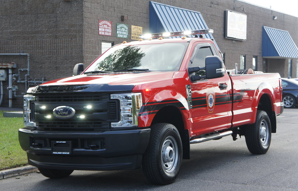 Manhasset lakeville fuel truck